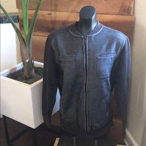 Calvin Klein Jeans Zip Up Jacket